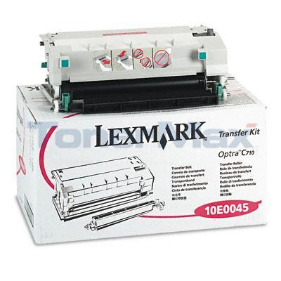 LEXMARK OPTRA C710 TRANSFER KIT BLACK